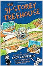 The 91-Storey Treehouse (Paperback, Main Market Ed.)