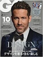 GQ JAPAN(ジ-キュ- ジャパン) 2017年 02 月號 [雜誌] (雜誌, 月刊)