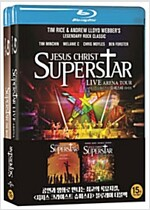 [블루레이] 지저스 크라이스트 슈퍼스타 1973 & 2012 : 더블팩 한정판 (2disc)