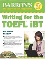 Writing for the TOEFL iBT [With CDROM] (Paperback, 4th)