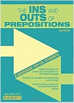 The Ins and Outs of Prepositions: A Guidebook for ESL Students (Paperback, 2)