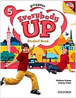 Everybody Up 2E 5 SB with CD (2nd edition)