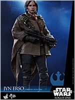 [Hot Toys] 스타워즈 로그원 진어소 디럭스버전 MMS405 1/6th scale Jyn Erso Collectible Figure (Deluxe Version)