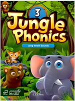 Jungle Phonics 3 (Student Book + mp3 + Class Booster) (Book, MP3 CD including Class Booster)