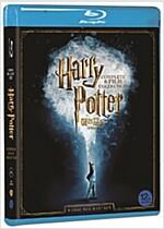 [블루레이] 해리포터 8 Film Collection : 일반판 (8disc)