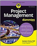 Project Management for Dummies (Paperback, 5)