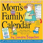 Mom's Family Wall Calendar 2018 (Wall)