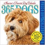 365 Dogs Page-A-Day Calendar 2018 (Daily)
