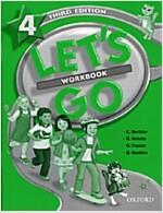 Let's Go: 4: Workbook (Paperback)