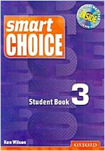 [중고] Smart Choice 3 Student Book: With Muti-ROM Pack (Paperback, Student Guide)