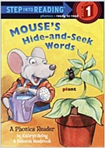 Mouse's Hide-And-Seek Words (Paperback)