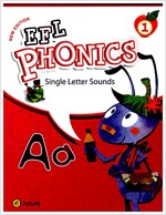 New EFL Phonics 1 (Student Book, Workbook 포함)
