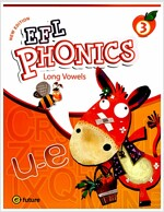 New EFL Phonics 3 (Student Book, Workbook 포함)
