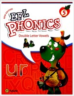 New EFL Phonics 5 (Student Book, Workbook 포함)