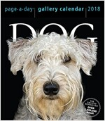 Dog Page-A-Day Gallery Calendar 2018 (Daily)
