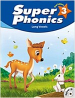 Super Phonics (2ED) 3 Student Book with hybrid CD (Paperback + Hybrid CD, 2nd edition)