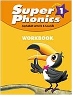 Super Phonics (2ED) 1 Workbook (Paperback, 2nd edition)