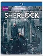 [블루레이] BBC 셜록 : 시즌4 (2disc)