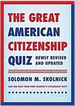 [중고] The Great American Citizenship Quiz (Paperback, Revised, Update)