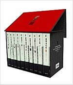 S & M (사이카와 & 모에) 시리즈 박스 세트 - 전10권 (특별 한정판, 문장집 증정)