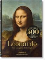 Leonardo Da Vinci: The Complete Paintings (Hardcover)
