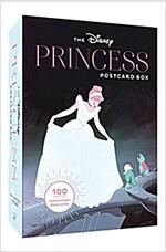 The Disney Princess Postcard Box: 100 Collectible Postcards (Novelty)