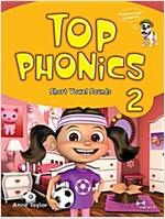 Top Phonics 2 : Student Book (Paperback + Hybrid CD)