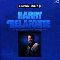 [수입] Harry Belafonte - Live In Concert At The Carnegie Hall