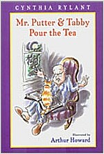 Mr. Putter & Tabby Pour the Tea (Paperback)