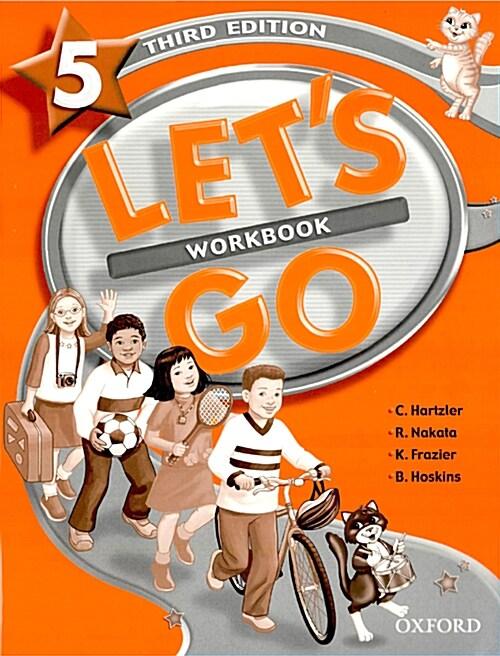 Lets Go: 5: Workbook (Paperback)
