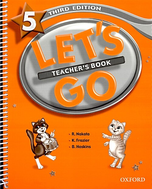 Lets Go: 5: Teachers Book (Paperback)