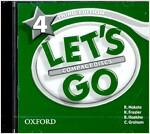 (3판)Let's Go 4: Audio CDs (CD 2장, 3rd)