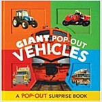 Giant Pop-Out Vehicles (Hardcover, Pop-Up)