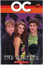The OC : The Misfits (Paperback + CD 1장)