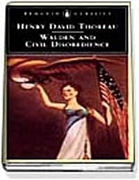 [중고] Walden and Civil Disobedience (Paperback)
