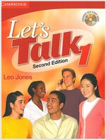 Let's Talk Student's Book 1 with Self-Study Audio CD (Package, 2 Revised edition)