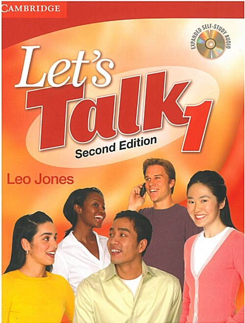 Lets Talk Students Book 1 with Self-Study Audio CD (Package, 2 Revised edition)