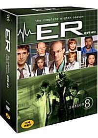 E.R 시즌 8 박스세트 (6disc)