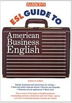 Barron's Esl Guide to American Business English (Paperback)