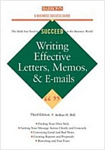 Writing Effective Letters, Memos, and E-mail (Paperback, 3, Revised)