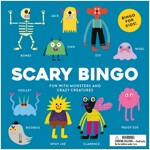 Scary Bingo : Fun with Monsters and Crazy Creatures (Game)