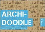 Archidoodle : Architects' Activity Postcards (Postcard Book/Pack)