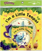 Pictory Set 마더구스 1-06 / I'm a Little Teapot (Paperback + Audio CD 1장)
