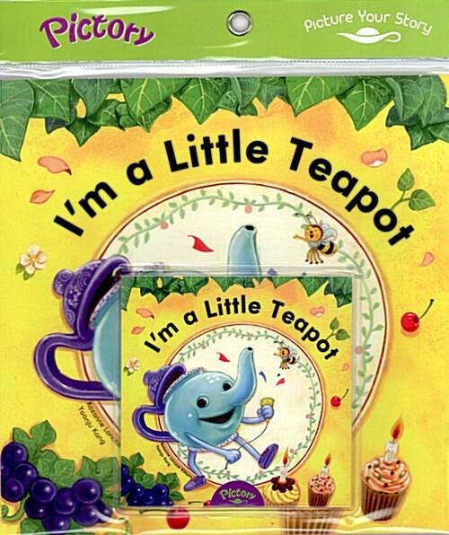 Pictory Set 마더구스 1-06 / Im a Little Teapot (Paperback + Audio CD 1장)