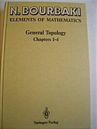 General Topology, Chapters 1-4 (Hardcover)