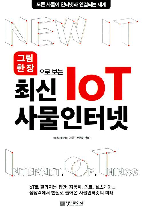 (그림 한 장으로 보는) 최신 IoT 사물인터넷