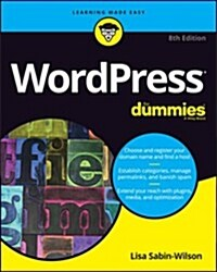 Wordpress for Dummies (Paperback, 8)
