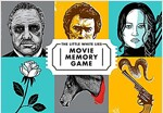 The Little White Lies Movie Memory Game (Game)