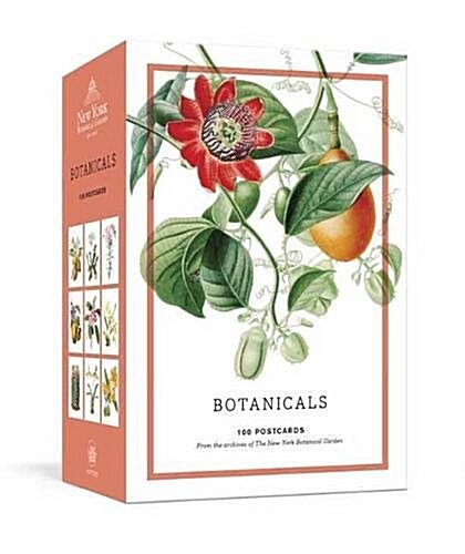 Botanicals: 100 Postcards from the Archives of the New York Botanical Garden (Other)