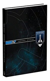 Mass Effect: Andromeda: Prima Collector's Edition Guide (Hardcover)